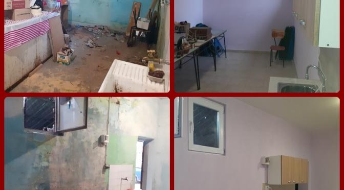 Ремонтираха пенсионерския клуб в Столетово