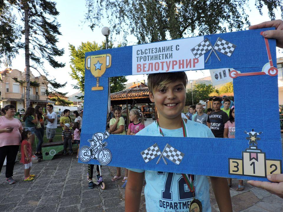 Мартин Стефанов - 2 място