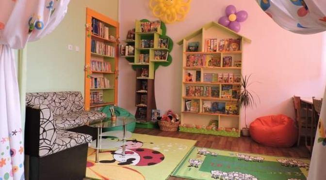 Столетовската библиотека спечели проект за обогатяване на фонда си