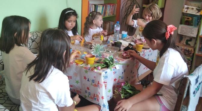 Изложба-базар на открито се провежда тази седмица в Столетово